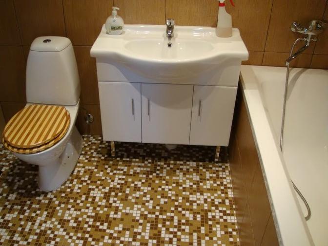Perfect Rakennus wc-tilan kunnostus