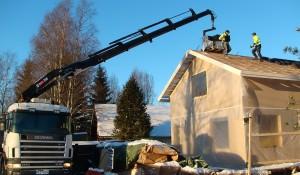 Perfect Rakennus Oy, talopaketin rakennusurakka Vantaan Petikko